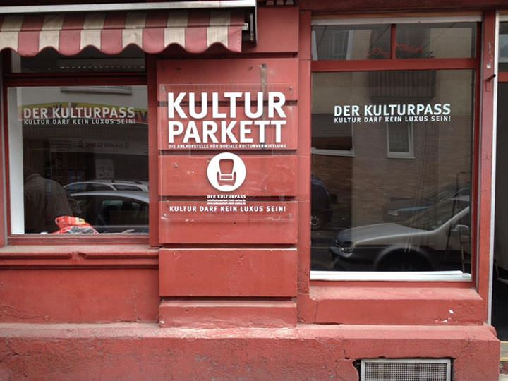 Der Kulturpass-Laden in S 3,12 | Foto: Gerhard Fontagnier