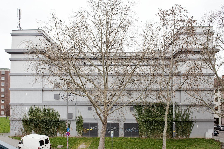 Aktueller Zustand des Ochsenpferchbunkers | Foto: Stadt Mannheim