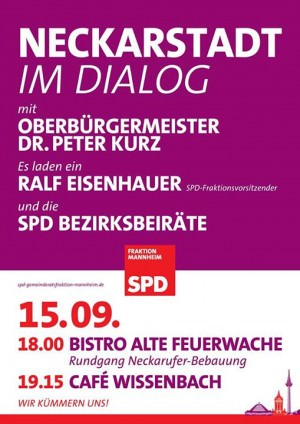 SPD-Flyer | Quelle: Thorsten Riehle