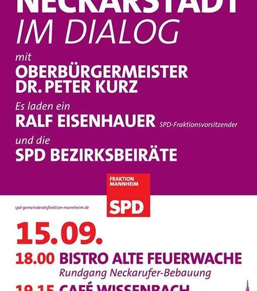 SPD-Flyer | Quelle: Thorsten Riehle