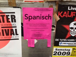 Verstehen Sie Spanisch? | Foto: Neckarstadtblog