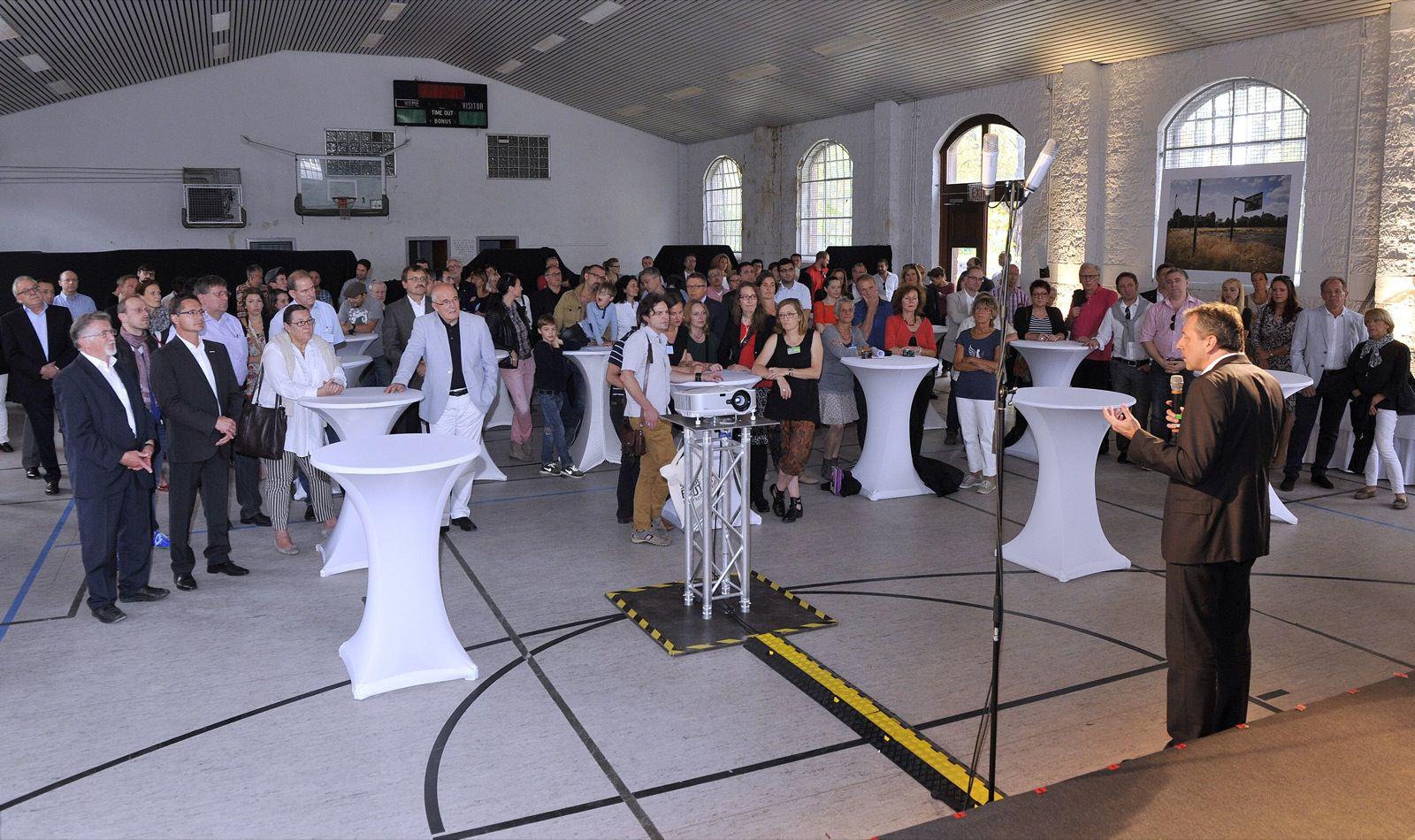 Oberbürgermeister Dr. Kurz besuchte das Turley-Fest   Foto: Stadt Mannheim, Thomas Tröster