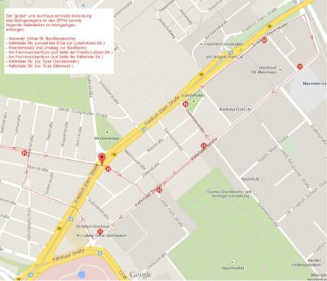brief Linie61 - Offener Brief: Vollständige ÖPNV-Busanbindung des Stadtteils Wohlgelegen
