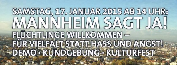 Bild: Mannheim sagt Ja!