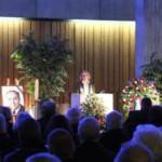 Abschied von Professor Hermann Weber