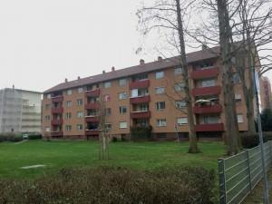 Warum will die GBG hier 129 günstige Wohnungen abreißen? | Foto: Neckarstadtblog