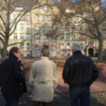 Frühjahrsrundgang durch die Neckarstadt-West mit der CDU