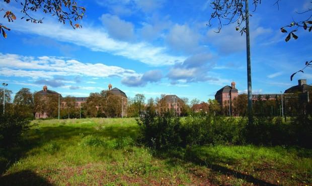 Das Turley-Gelände | Foto: Stadt Mannheim