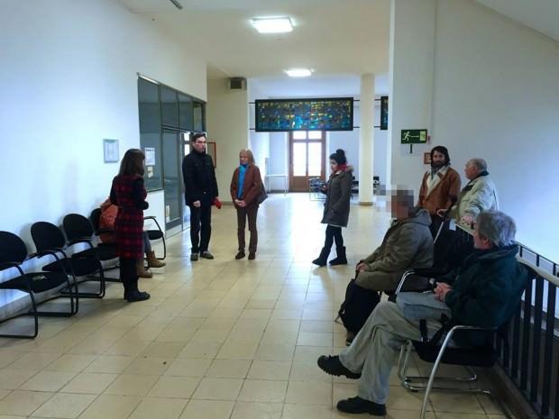 Längst nicht alle besorgten Mieter hatten es zur Bürgersprechstunde geschafft | Foto: Neckarstadtblog