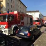 Brennender Wäschetrockner in der Zellerstraße (Update!)