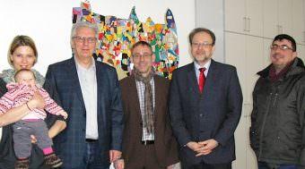 Die SPD besucht die Humboldtschule (Archivbild 2015)| Foto: SPD-Kreisverband Mannheim
