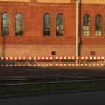 Umleitungen wegen Gleiserneuerung in der Röntgenstraße