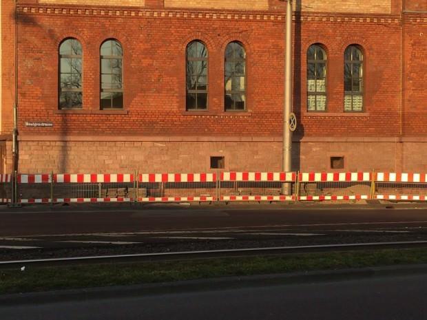 Die Bauarbeiten in der Röntgenstraße sind weitgehend erledigt (Archivbild) | Foto: Neckarstadtblog