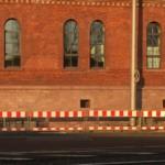 Röntgenstraße stadteinwärts voll gesperrt (Update!)