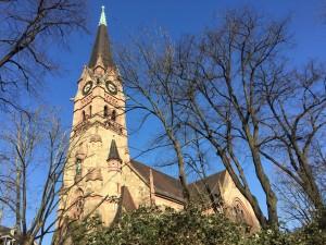 Die Diakoniekirche Luther, früher schlicht als Lutherkirche bekannt, hat ihren Namen vom Reformator erhalten (Archivbild) | Foto: M. Schülke