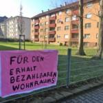 Mieterverein stellt sich gegen die Abrisspläne der GBG
