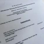 Themen der heutigen Bezirksbeiratssitzung Neckarstadt-Ost