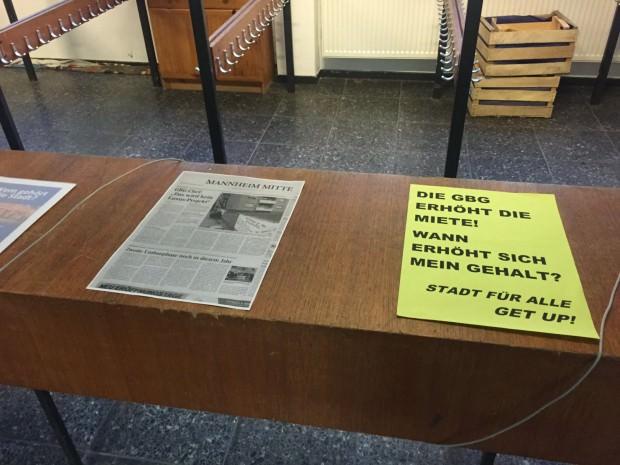 Der Fall hat es natürlich auch in den Mannheimer Morgen geschafft | Foto: Neckarstadtblog