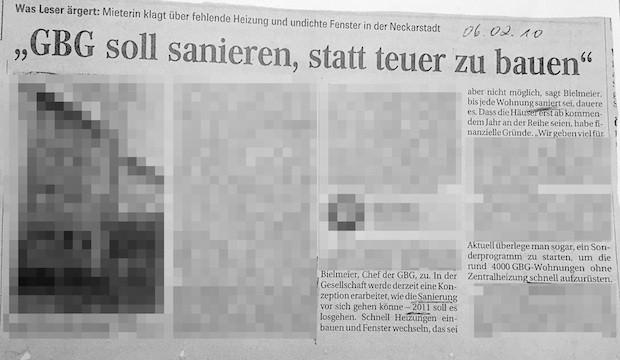 Ein Klick öffnet den Artikel auf den Seiten des Mannheimer Morgens | Foto: privat