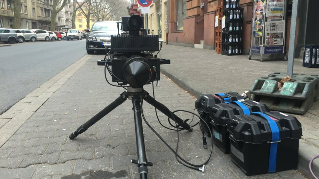 Hier wurde geblitzt! | Foto: Neckarstadtblog