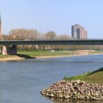 Jungbuschbrücke ab Montag nur einspurig befahrbar