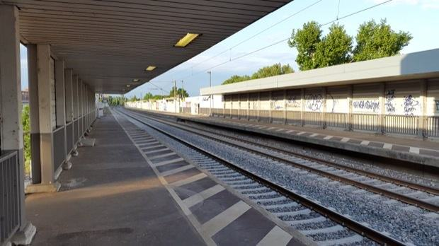 Abgehängt – in Zukunft soll nach Plänen der Deutschen Bahn hier kein Zug mehr halten | Foto: HK