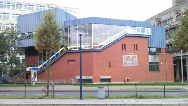 Jugendkulturzentrum FORUM | Foto: Quadratestadt-Mannheim.de
