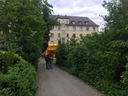 Der Weg in den gemütlichen Pfarrgarten (Archivbild) | Foto: Neckarstadtblog