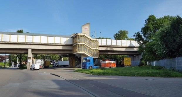 Keine Zukunft für den Bahnhof Neckarstadt-West?  In der 2. Stufe der S-Bahn Rhein-Neckar soll die Station nach aktuellem Stand nicht mehr berücksichtigt werden | Foto: Holger Keck