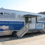 """""""Schutz vor ungebetenen Gästen"""" – Mobile Beratungsstelle der Polizei berät gegen Wohnungseinbruch in Wohlgelegen"""
