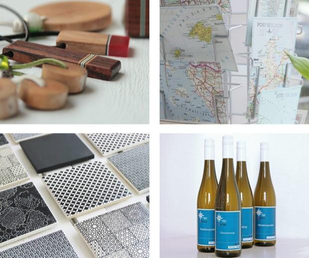Aus eigener Hand: Holz, Papier, Wein | Bild: Uhland Atelier