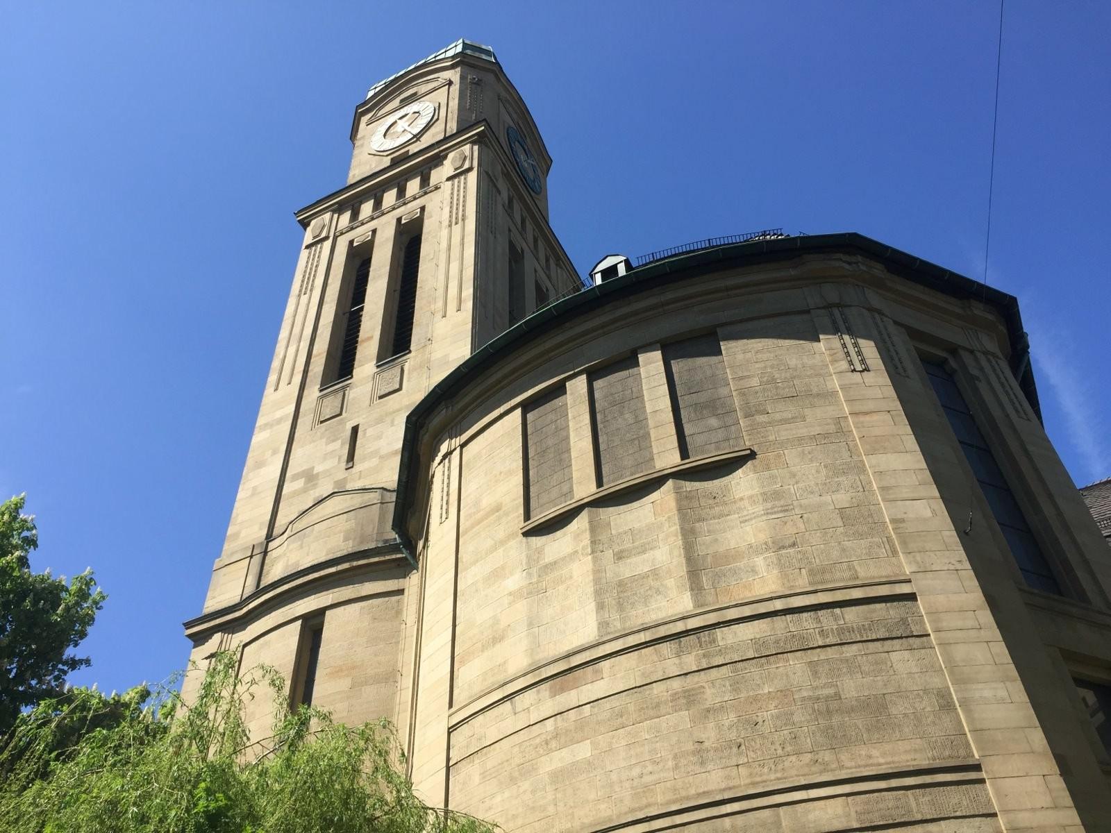 100 Jahre St. Bonifatius Kirche | Foto: Neckarstadtblog