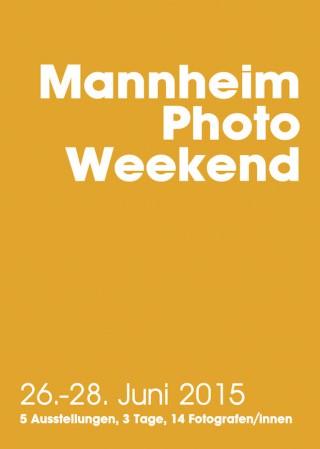 Bild: Mannheim Photo Weekend