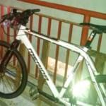 Gestohlenes Fahrrad gesucht – Finderlohn!