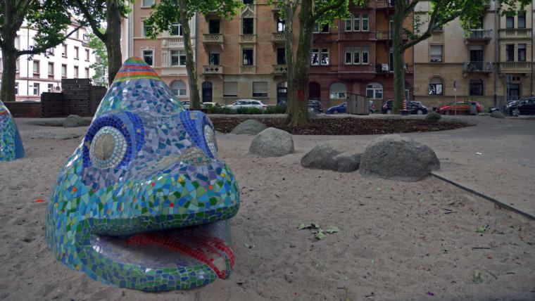 Ohne Klettergerüst macht es einfach weniger Spaß (Archivbild) | Foto: M. Schülke