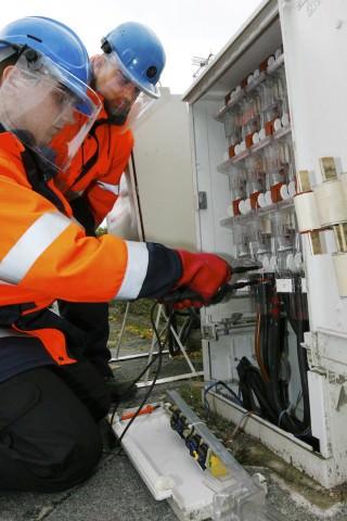 Mit allen verfügbaren Kräften arbeitet die MVV an der Behebung der Störungen (Symbolbild) | Foto: MVV-Pressebild