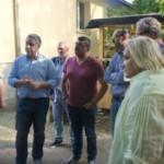SPD besucht Abenteuerspielplatz Erlenhof