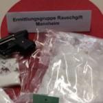 Amphetamin im Rucksack