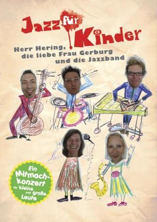 Plakat: Jazz für Kinder