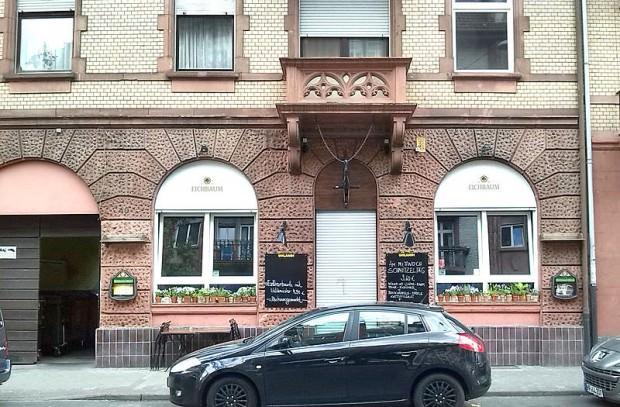Das Wirtshaus Uhland in der Langen Rötterstraße | Foto: Wegavision (Wikimedia Commons)