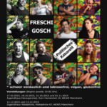 """Jugendkabarettgruppe """"Freschi Gosch"""" präsentiert neues Programm"""