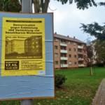 Demonstration gegen Entmietungen und Abriss