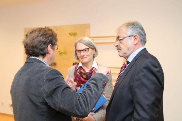 Bildungsbürgermeisterin Dr. Ulrike Freundlieb bei der offiziellen Einweihung | Foto: Stadt Mannheim