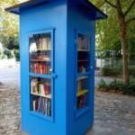 Bücher gehören der Öffentlichkeit