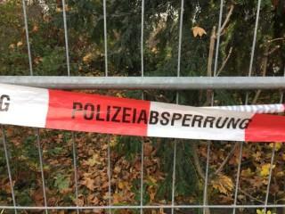 Polizeiabsperrung (Symbolbild) | Foto: Neckarstadtblog