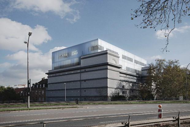 So soll das neue Stadtarchiv im umgebauten Ochsenpferchbunker einmal aussehen | Bild: Schmucker und Partner Planungsgesellschaft mbH