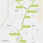 Stadtbahn Nord: Namen der Haltestellen stehen fest