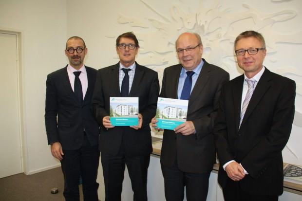Theodor Fliedner Stiftung und Diakonisches Werk Mannheim bieten Pflegeangebot für Betreutes Wohnen | Foto: Stadt Mannheim