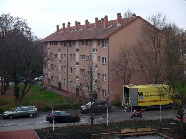 Ob der Vermieter den Möbelwagen schickt oder man ihn selbst bestellt: Verdrängung findet statt, im Jungbusch und auch hier in der Neckarstadt-Ost | Foto: Neckarstadtblog