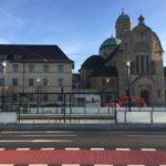 """Neue Haltestelle """"Grenadierstraße"""" wird in Betrieb genommen"""
